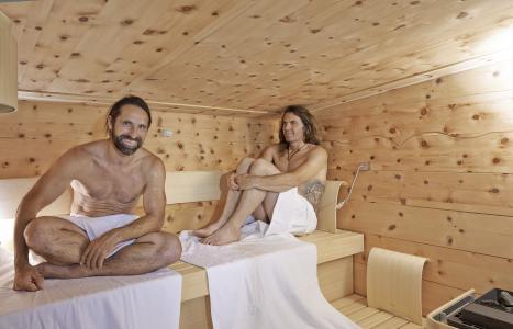 wohltuende w rme die wirkt klafs gmbh co kg pressemitteilung. Black Bedroom Furniture Sets. Home Design Ideas