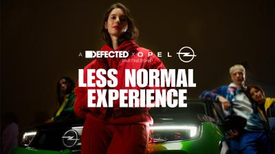 Less Normal Experience: Virtual DJ Night for Opel Mokka Launch