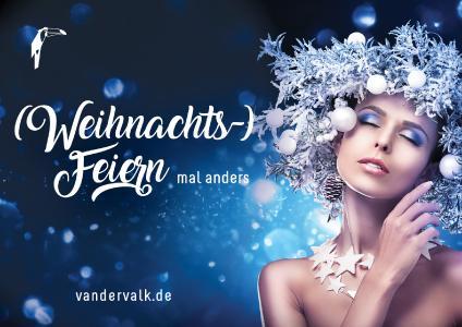 (Weihnachts-)Feiern bei Van der Valk in der Mecklenburgischen Seenplatte / Bild: Adobe Stock: Maksim Pasko