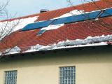 Ein rechtzeitiger und regelmäßiger DachCheck gibt Sicherheit – auch vor manchen Dach-Lawinen.