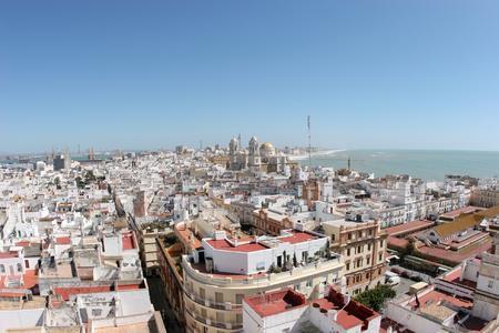 Urlaub und Spanisch lernen in Cádiz.