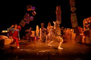 "Szene aus dem Ballett ""Maxis wundersame Welt"" von Tiago Manquinho, Copyright: Peter van Heesen"