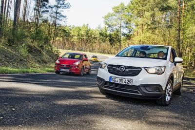 Opel Crossland X ADAM
