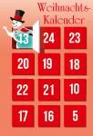 Heute eröffnen wir bei der www.Leseschau.de den Kalender