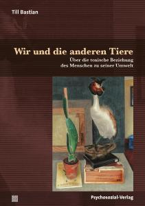 Cover »Wir und die anderen Tiere«