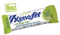 Xenofit energy bar Ingwer/Limone