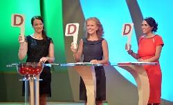 Wahl der Deutschen Weinkönigin