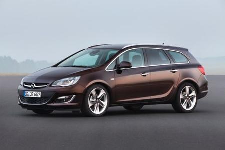 Der Opel Astra Sports Tourer – ein Kombi mit hohem Praxisnutzen und athletisch-elegantem Auftritt
