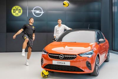 Opel and Partners Start Their Ninth Football Season in Sucession