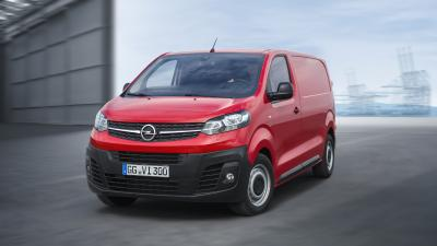 Third Generation Available: New Opel Vivaro on Sale Now