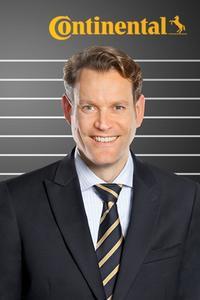 Nikolai Setzer, Mitglied des Vorstands und Leiter der Division Reifen