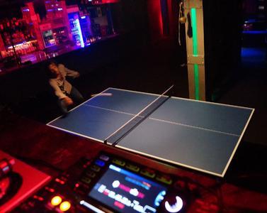 Donic-Schildkröt PingPong DJ Session