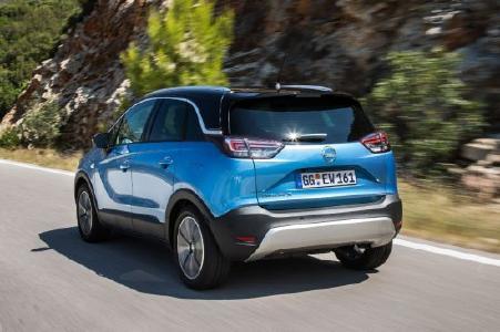 Neustart: Der Opel Crossland X hat im Dezember Südafrika-Premiere.