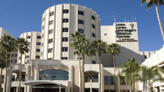 Loma Linda Universitätsklinikum in Kalifornien/USA