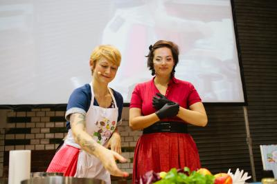 Live-Kochshow