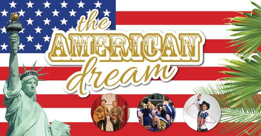 Eventnacht The American Dream im BADEPARADIES SCHWARZWALD