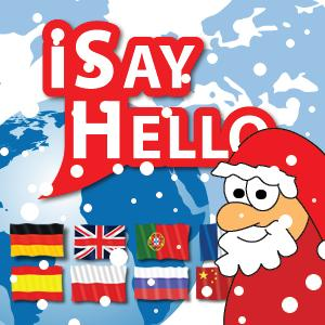 APPy Christmas mit iSayHello