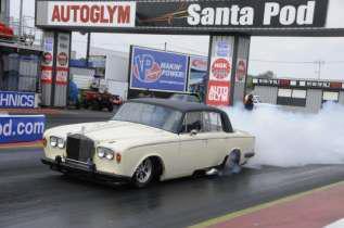 Rolls Royce Silver Shadow aus dem Jahr 1974