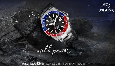Jaguar Diver Kollektion J886/4