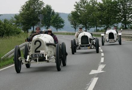 100 Jahre später: Die drei originalen Grand-Prix-Autos werden wieder in Lyon starten