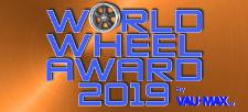 Der World Wheel Award 2019 by VAU-MAX.de