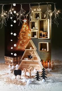 deko spezialist woerner nostalgische weihnachtstr ume. Black Bedroom Furniture Sets. Home Design Ideas