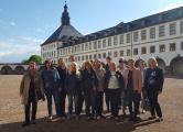Mitglieder des Verein Städtetourismus im Schlosshof