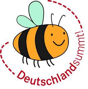 """Logo der Initiative """"Deutschland summt!""""."""