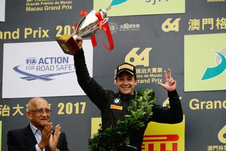 Augusto Farfus, BMW Team Schnitzer, FIA GT World Cup, Macau