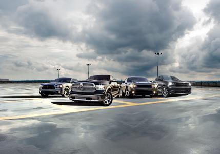2014 AEC RAM Dodge Lineup