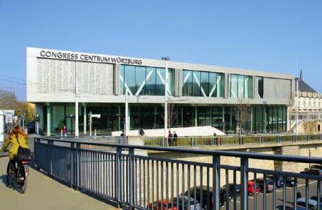 Congress Centrum Würzburg - Foto: Congress-Tourismus-Würzburg / Andreas Bestle