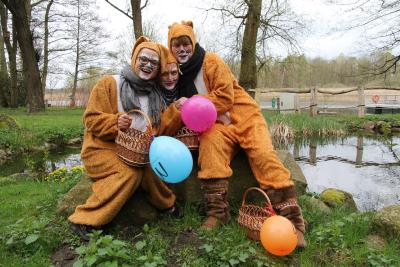 Ostern: Wildpark-MV