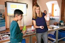 COACHING4FUTURE in Jestetten: Kreative Berufswelt mit MINT