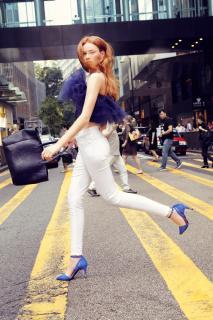 Model Hunke für Mime et Moi in Hongkong (c) Tanja Tremel for Mime et moi
