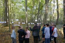 Neue Profis für die Waldpädagogik, Foto: Niedersächsische Landesforsten
