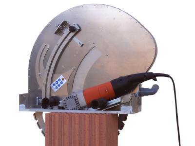 Steinsäge Reul S26 (Foto 1 freigestellt) für private und gewerbliche Anwendungen