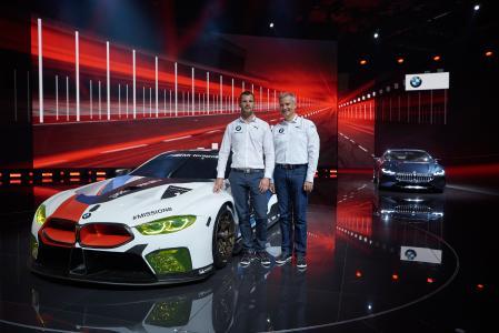 Jens Marquardt, Martin Tomczyk, BMW M8 GTE