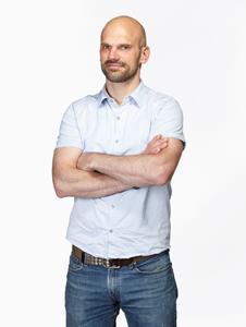 Christoph Friebel, Produktmanager Scooter bei DIETZ GmbH Reha-Produkte