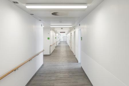 Das Alfried Krupp Krankenhaus in Essen setzt seine Investitionstätigkeit fort
