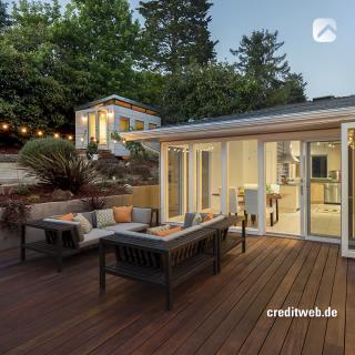 Die Baufinanzierung ist so individuell wie eine Immobilie. © fotolia / coralimages
