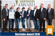 Vertriebs-Award 2019: bestes freies Autohaus in Deutschland