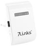 7links WLAN-Repeater WLR.600-ac mit WPS-Button und 600 Mbit/s