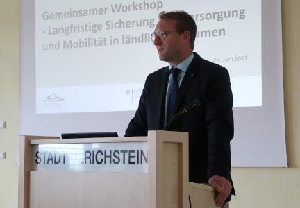 Dr. Jens Mischak (Erster Kreisbeigeordneter Vogelsbergkreis)