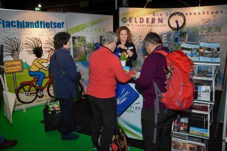 Touristikmesse Niederrhein in der Messe Kalkar