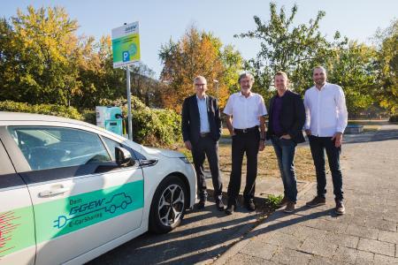 Neue Ladestationen für E-Autos in Alsbach-Hähnlein