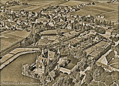 Taufkirchen 1933 / © kbo-Isar-Amper-Klinikum Taufkirchen (Vils)