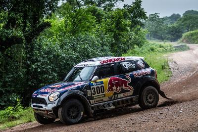 Dakar Rallye 2016 - Tag 5, Etappe 4: MINI ALL4 Racing rückt in die Top-3 vor