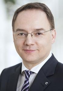 Dr. Dr. Michael Fauser, Leben-Vorstand im Continentale Versicherungsverbund