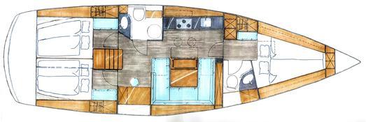 B 43c layout