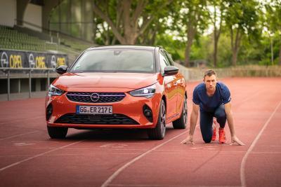 Endspurtwochen: Opel startet mit Niklas Kaul und Innovations-Champions durch